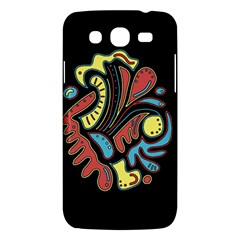 Colorful Abstract Spot Samsung Galaxy Mega 5 8 I9152 Hardshell Case  by Valentinaart