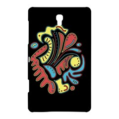 Colorful Abstract Spot Samsung Galaxy Tab S (8 4 ) Hardshell Case  by Valentinaart