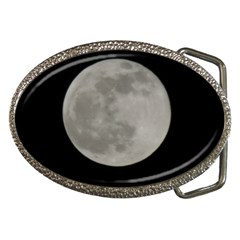 Close To The Full Moon Belt Buckles by picsaspassion