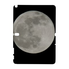 Close to the full Moon Samsung Galaxy Note 10.1 (P600) Hardshell Case by picsaspassion