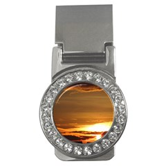 Summer Sunset Money Clips (cz)  by picsaspassion