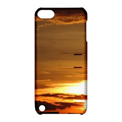 Summer Sunset Apple Ipod Touch 5 Hardshell Case With Stand by picsaspassion