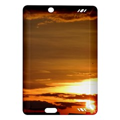 Summer Sunset Amazon Kindle Fire Hd (2013) Hardshell Case by picsaspassion