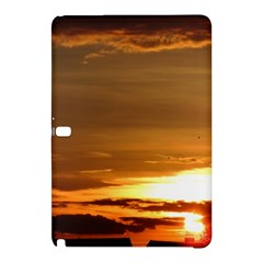 Summer Sunset Samsung Galaxy Tab Pro 10 1 Hardshell Case by picsaspassion