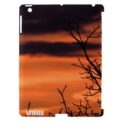 Tree Branches And Sunset Apple Ipad 3/4 Hardshell Case (compatible With Smart Cover) by picsaspassion