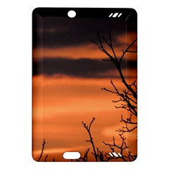 Tree Branches And Sunset Amazon Kindle Fire Hd (2013) Hardshell Case by picsaspassion