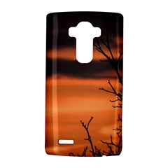 Tree Branches And Sunset Lg G4 Hardshell Case by picsaspassion
