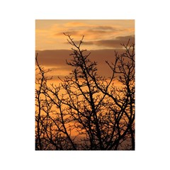 Colorful Sunset Shower Curtain 48  X 72  (small)  by picsaspassion