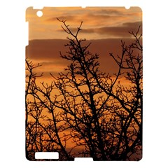 Colorful Sunset Apple Ipad 3/4 Hardshell Case by picsaspassion