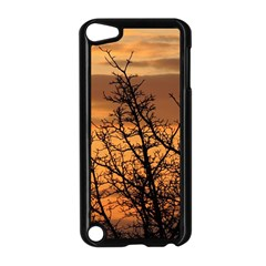 Colorful Sunset Apple Ipod Touch 5 Case (black) by picsaspassion
