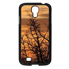 Colorful Sunset Samsung Galaxy S4 I9500/ I9505 Case (black) by picsaspassion