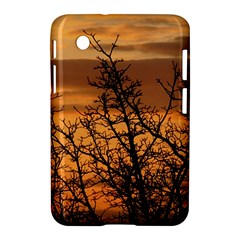 Colorful Sunset Samsung Galaxy Tab 2 (7 ) P3100 Hardshell Case  by picsaspassion