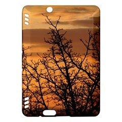Colorful Sunset Kindle Fire Hdx Hardshell Case by picsaspassion