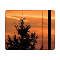 Christmas tree and sunset Samsung Galaxy Tab Pro 8.4  Flip Case by picsaspassion