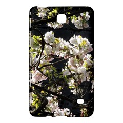 Blooming Japanese Cherry Flowers Samsung Galaxy Tab 4 (7 ) Hardshell Case  by picsaspassion