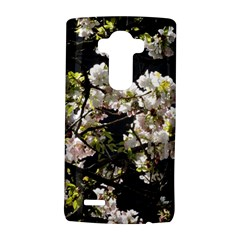Blooming Japanese Cherry Flowers Lg G4 Hardshell Case by picsaspassion