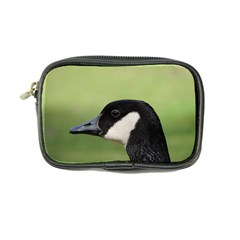 Goose Bird In Nature Coin Purse by picsaspassion