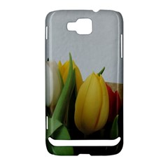 Colorful bouquet Tulips Samsung Ativ S i8750 Hardshell Case by picsaspassion