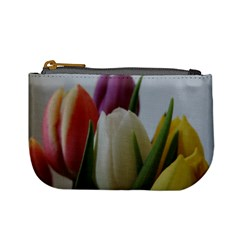 Colored By Tulips Mini Coin Purses by picsaspassion