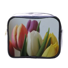 Colored By Tulips Mini Toiletries Bags by picsaspassion