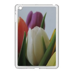 Colored By Tulips Apple Ipad Mini Case (white) by picsaspassion