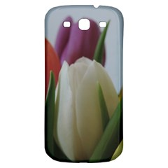 Colored By Tulips Samsung Galaxy S3 S Iii Classic Hardshell Back Case by picsaspassion