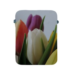 Colored By Tulips Apple Ipad 2/3/4 Protective Soft Cases by picsaspassion