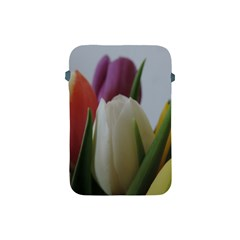 Colored By Tulips Apple Ipad Mini Protective Soft Cases by picsaspassion