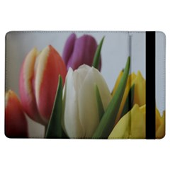 Colored By Tulips Ipad Air Flip by picsaspassion