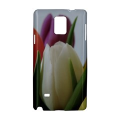 Colored By Tulips Samsung Galaxy Note 4 Hardshell Case by picsaspassion