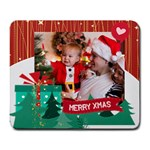 xmas - Large Mousepad