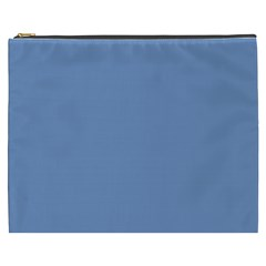 Blue color Cosmetic Bag (XXXL)  by picsaspassion