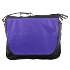 Lilac   Purple Color Design Messenger Bags