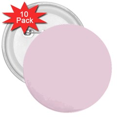 Pink color design 3  Buttons (10 pack)  by picsaspassion