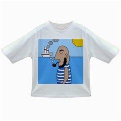 Sailor Infant/toddler T Shirts by Valentinaart
