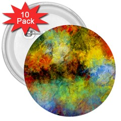 Lagoon 3  Buttons (10 Pack)  by digitaldivadesigns