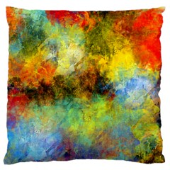 Lagoon Standard Flano Cushion Case (one Side) by theunrulyartist