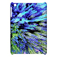Colorful Floral Art Apple iPad Mini Hardshell Case by yoursparklingshop