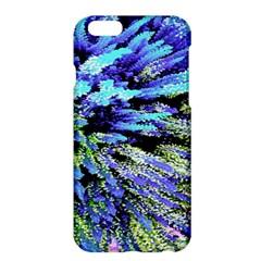Colorful Floral Art Apple Iphone 6 Plus/6s Plus Hardshell Case by yoursparklingshop