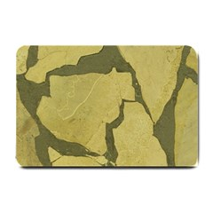 Stylish Gold Stone Small Doormat  by yoursparklingshop