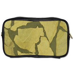 Stylish Gold Stone Toiletries Bags 2 Side by yoursparklingshop