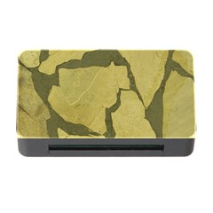 Stylish Gold Stone Memory Card Reader With Cf by yoursparklingshop
