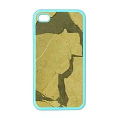 Stylish Gold Stone Apple Iphone 4 Case (color) by yoursparklingshop