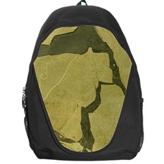 Stylish Gold Stone Backpack Bag by yoursparklingshop