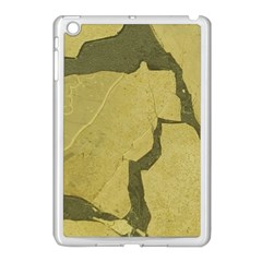 Stylish Gold Stone Apple Ipad Mini Case (white) by yoursparklingshop