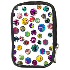 Play With Me Compact Camera Cases by Valentinaart