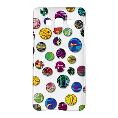 Play With Me Samsung Galaxy A5 Hardshell Case  by Valentinaart