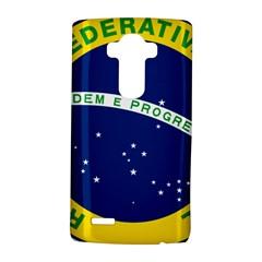 National Seal Of Brazil  Lg G4 Hardshell Case by abbeyz71