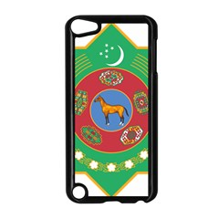 National Emblem Of Turkmenistan  Apple Ipod Touch 5 Case (black) by abbeyz71