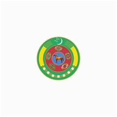 National Emblem Of Turkmenistan, 2000 2003 Collage Prints by abbeyz71